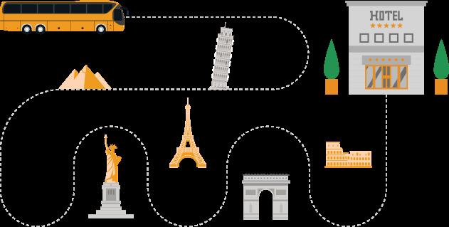 AIDA tours and holidays