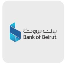Bank of Beirut logo Irix