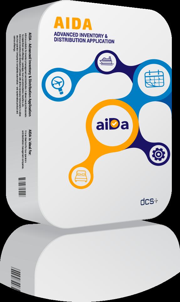 AIDA tour operator software