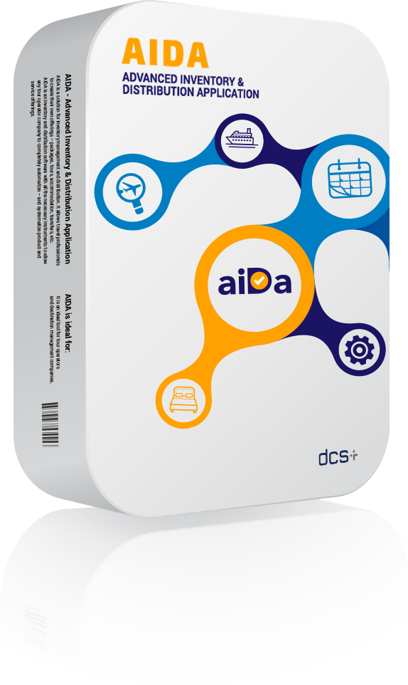AIDA tour operator software