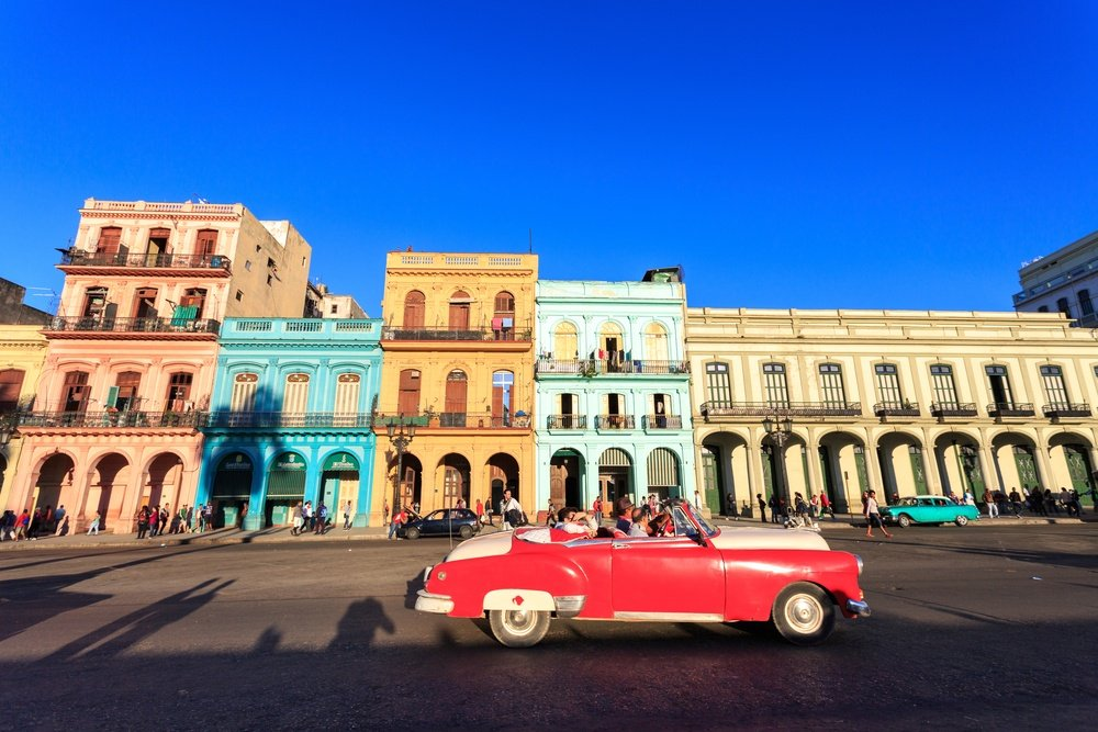 Cuba travel market