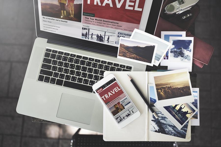 Digital Technology Travel Tools