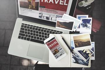 Digital Technology Travel Tools