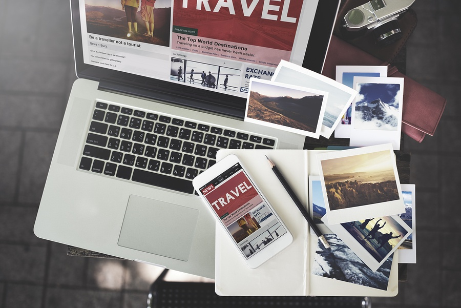 travel software