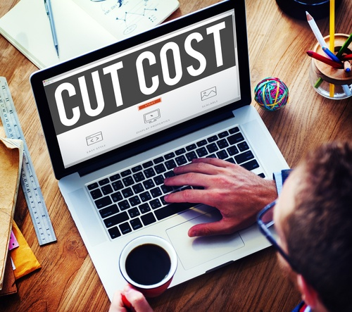 Cutting costs in travel industry