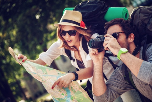 millennial travelers