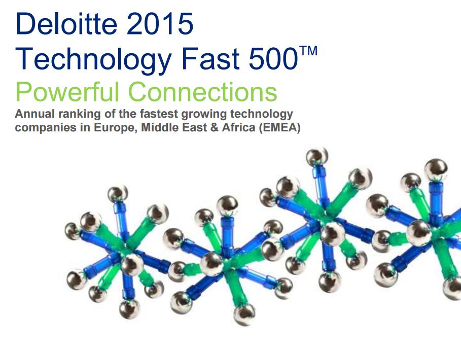 Deloitte Technology Fast 500 EMEA