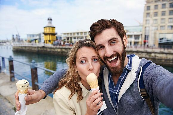 A travel business can inspire and  capture millennial travelers as their customers.