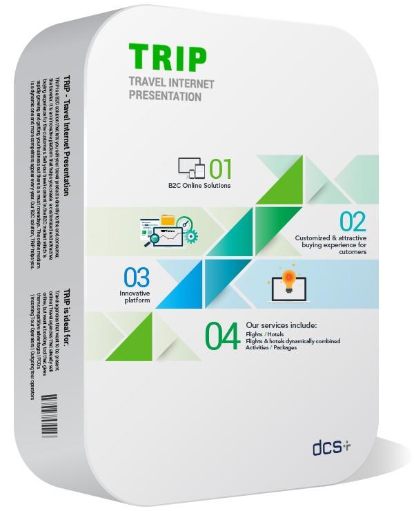 TRIP - B2C Online Solution
