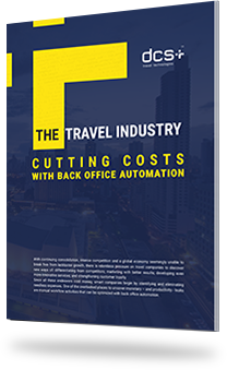 Cutting costs back office automation