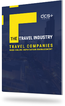 Travel Companies need Online Reputation Management