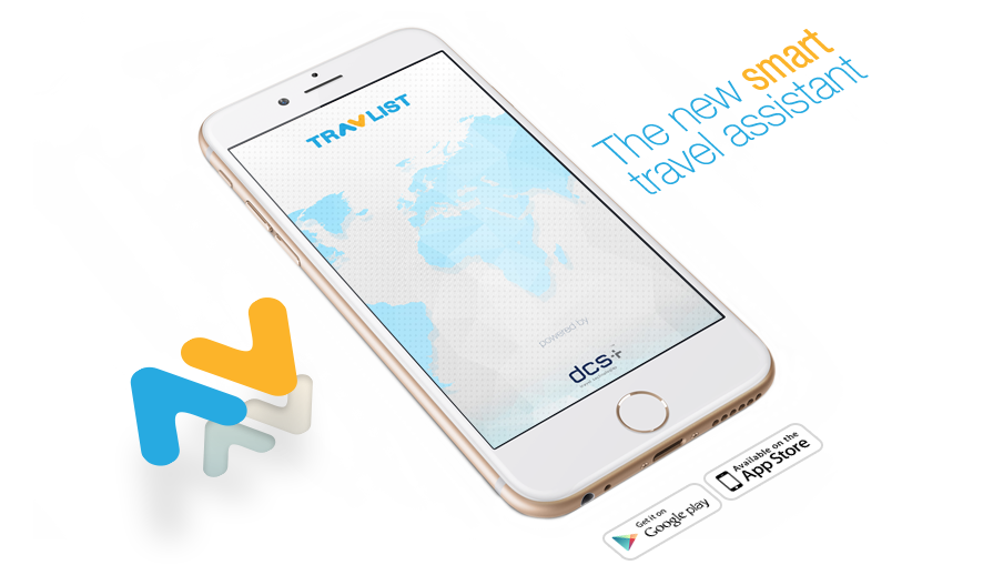 TravList, smart mobile app