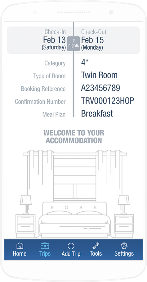 Hotel-services