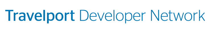 Travelport DeveloperNetwork