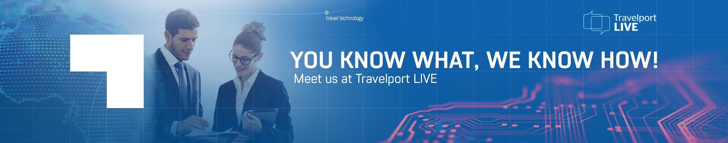 Travelport LIVE Conference