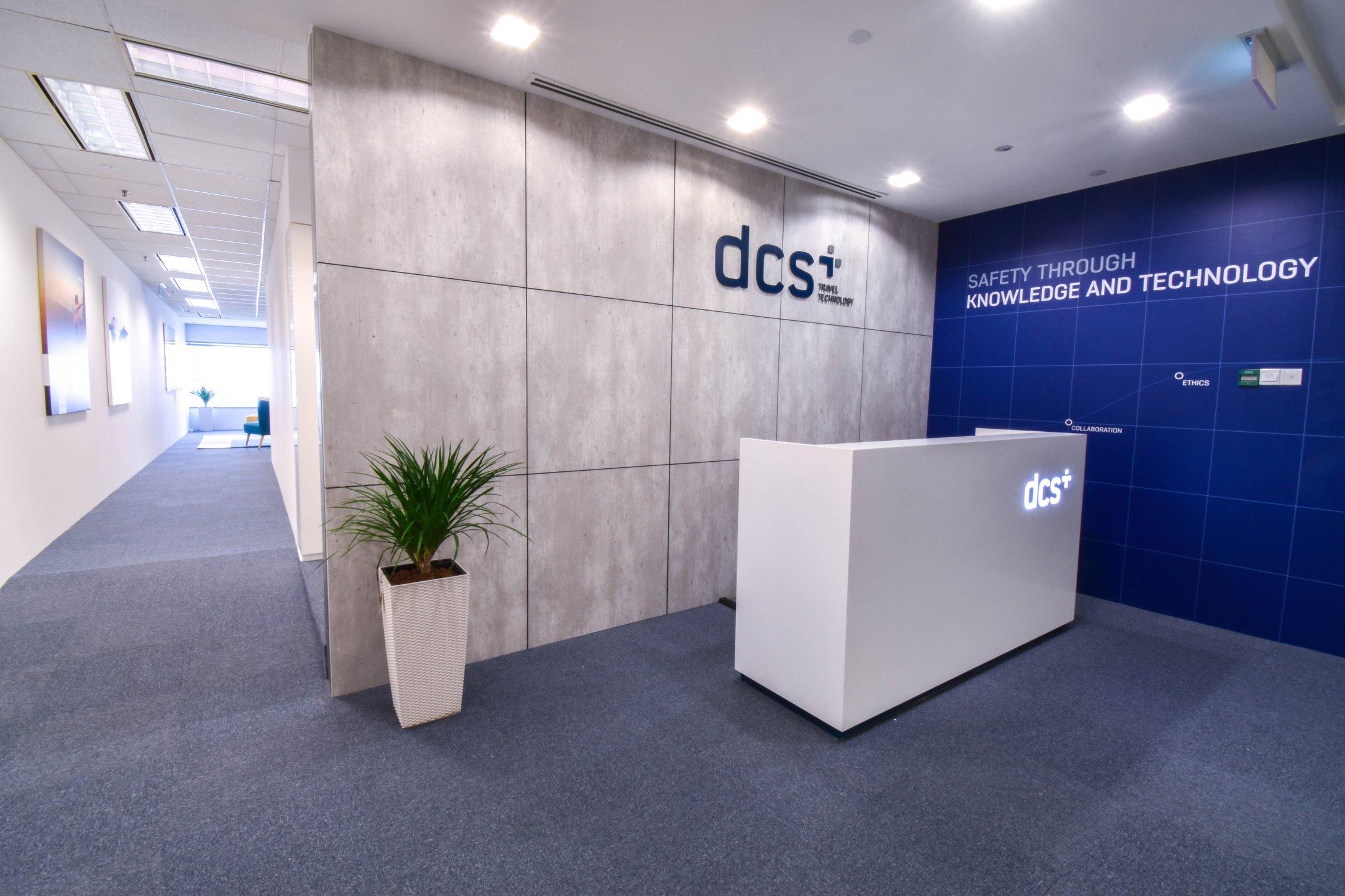 dcs plus Singapore Office
