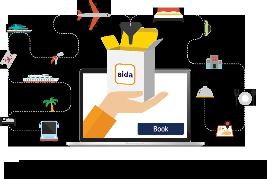 Travel services  AIDA