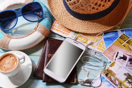 Mobile travel bookings