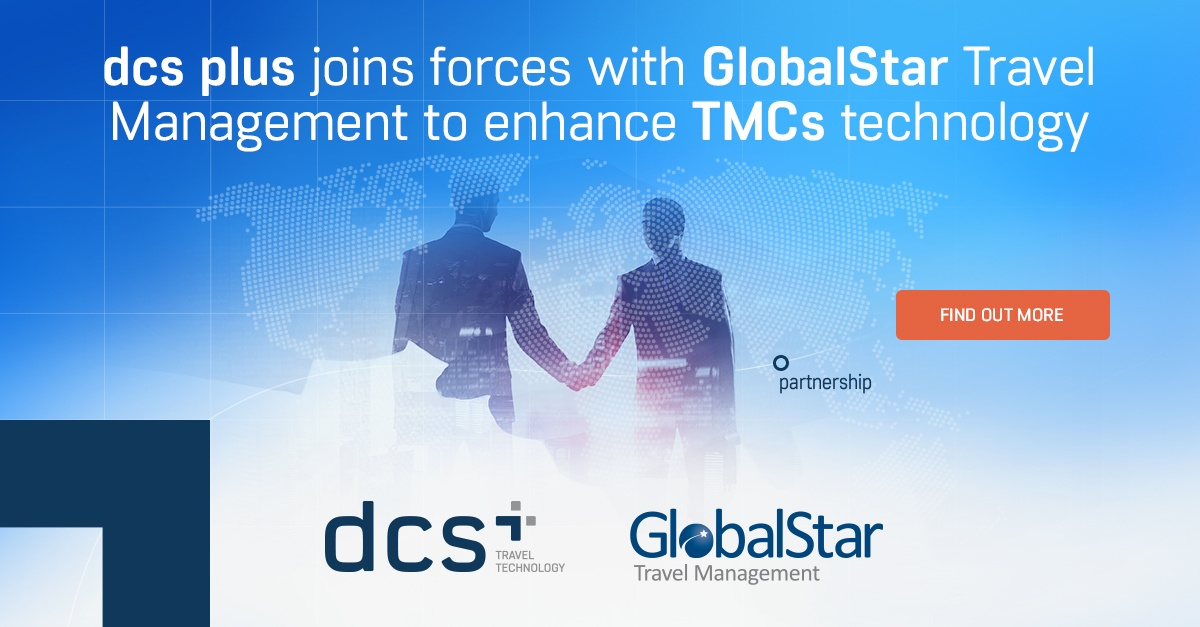 dcs plus joins forces with GlobalStar Travel Management