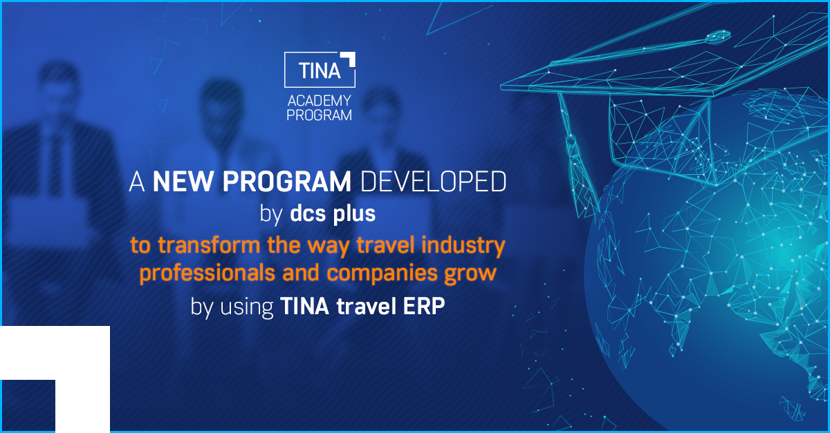 TINA Academy: free education meant to grow travel businesses as well as individual careers