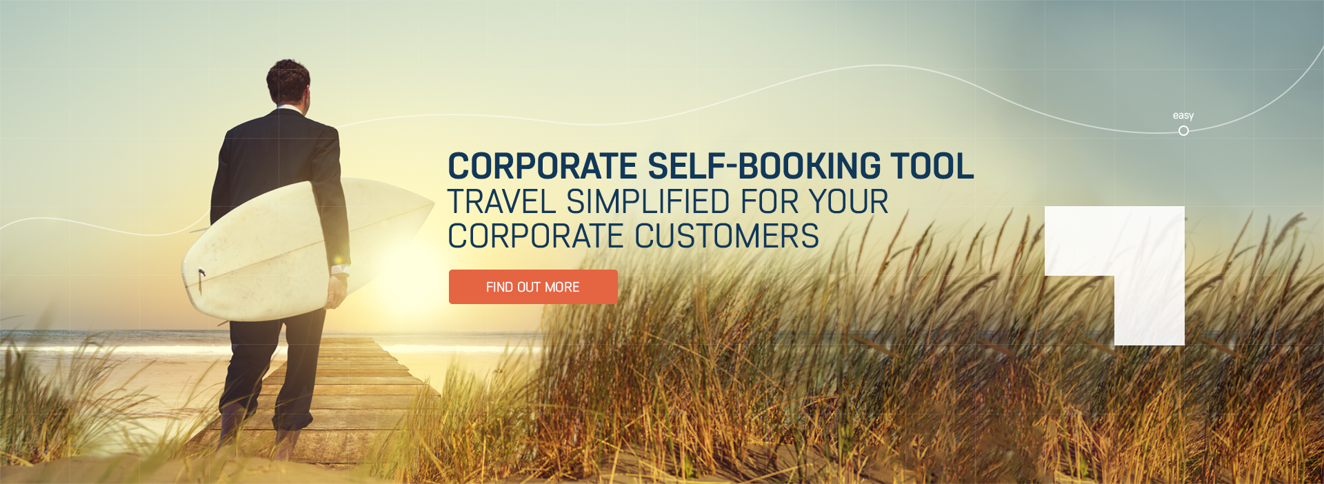 Corporate Self Booking Tool