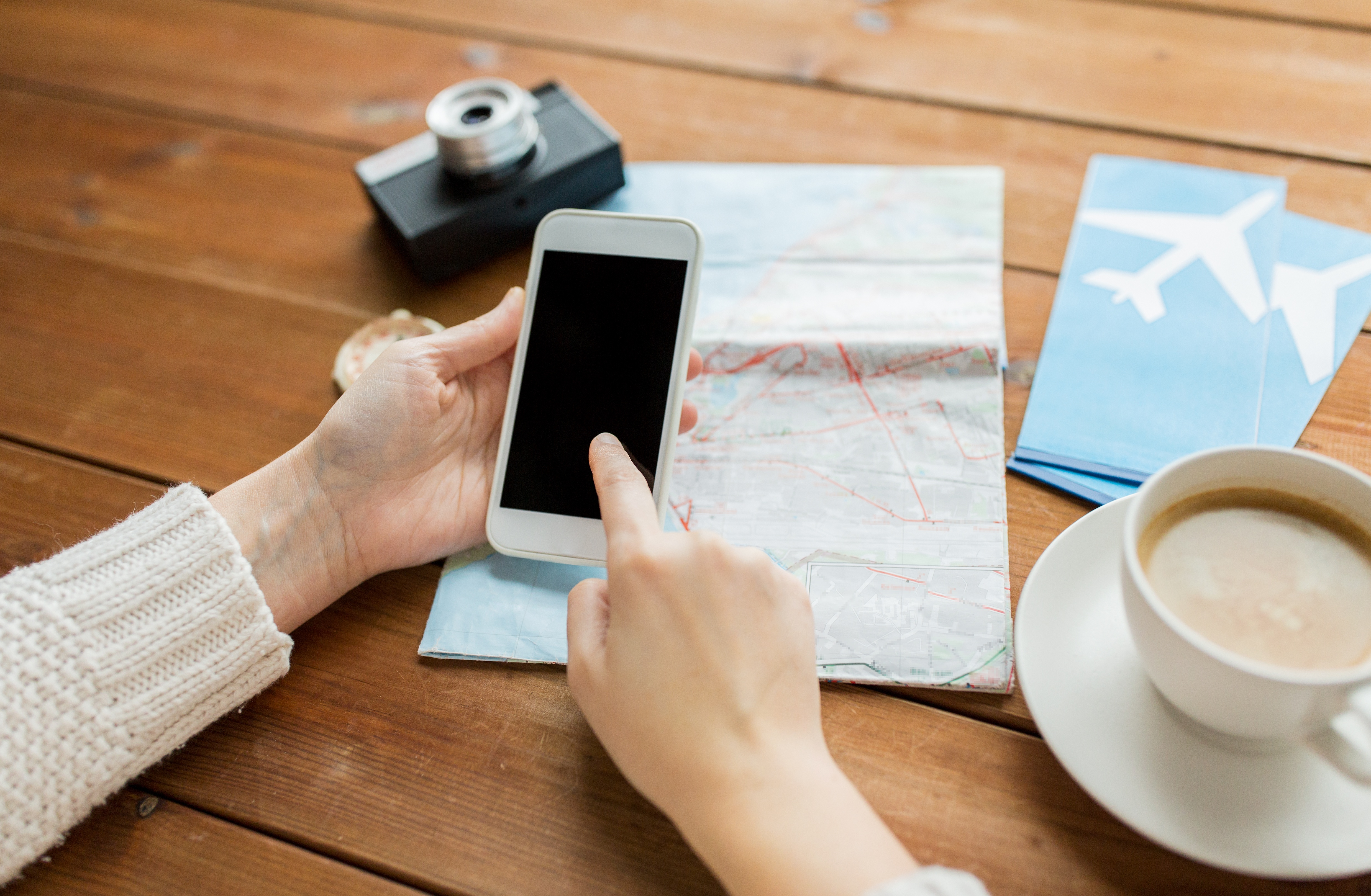 Why OTAs Should Embrace Travel Apps