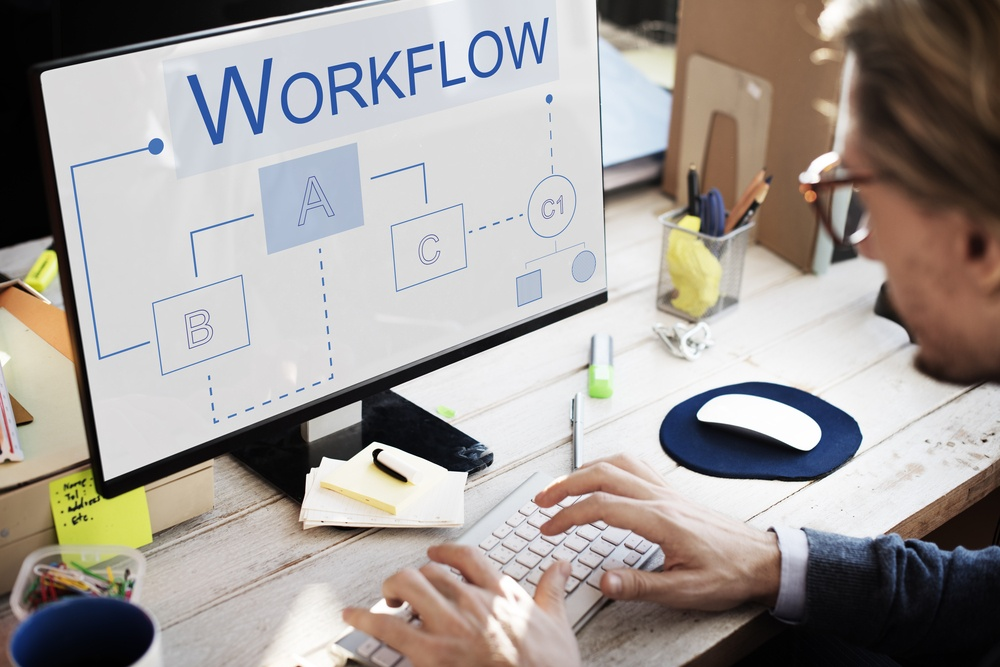 The Flow in Workflows: Back-Office Automation for Travel Agencies