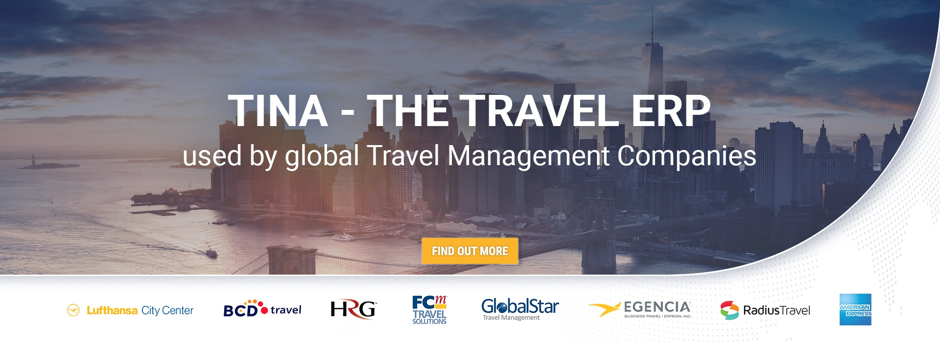 TINA - the travel ERP