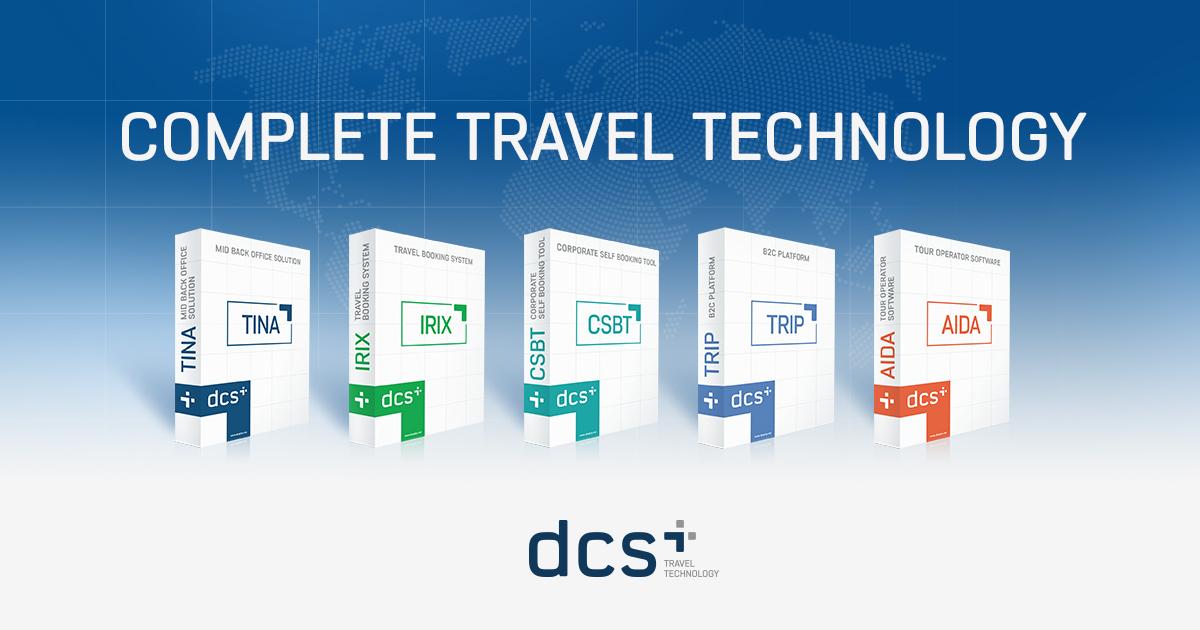 dcs plus | Complete Travel Technology
