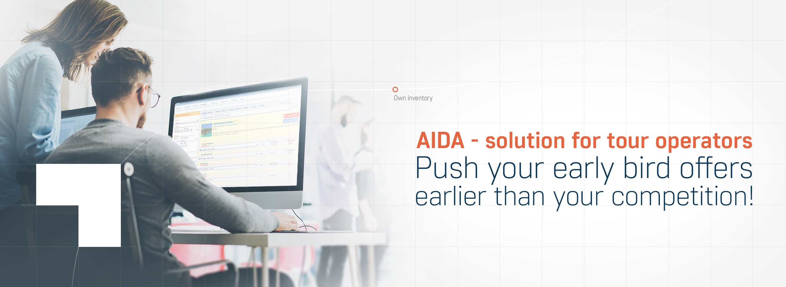 AIDA Solution for Tour operators