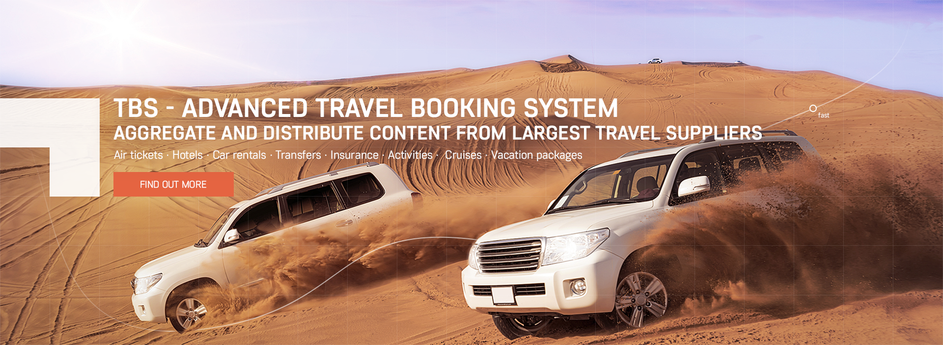Travel Booking System