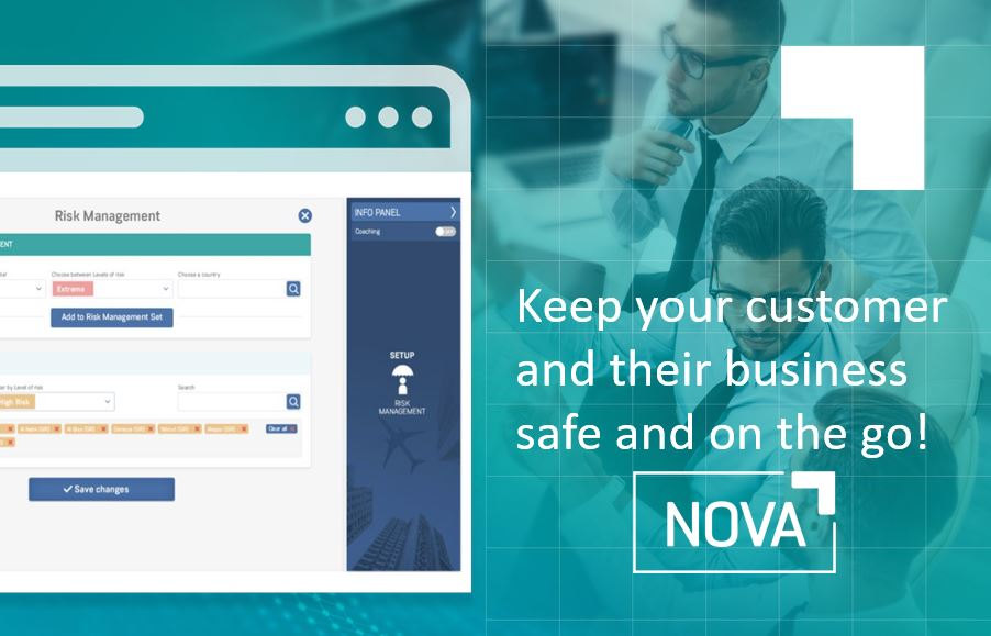 NOVA - Safety and Risk Management Nowadays