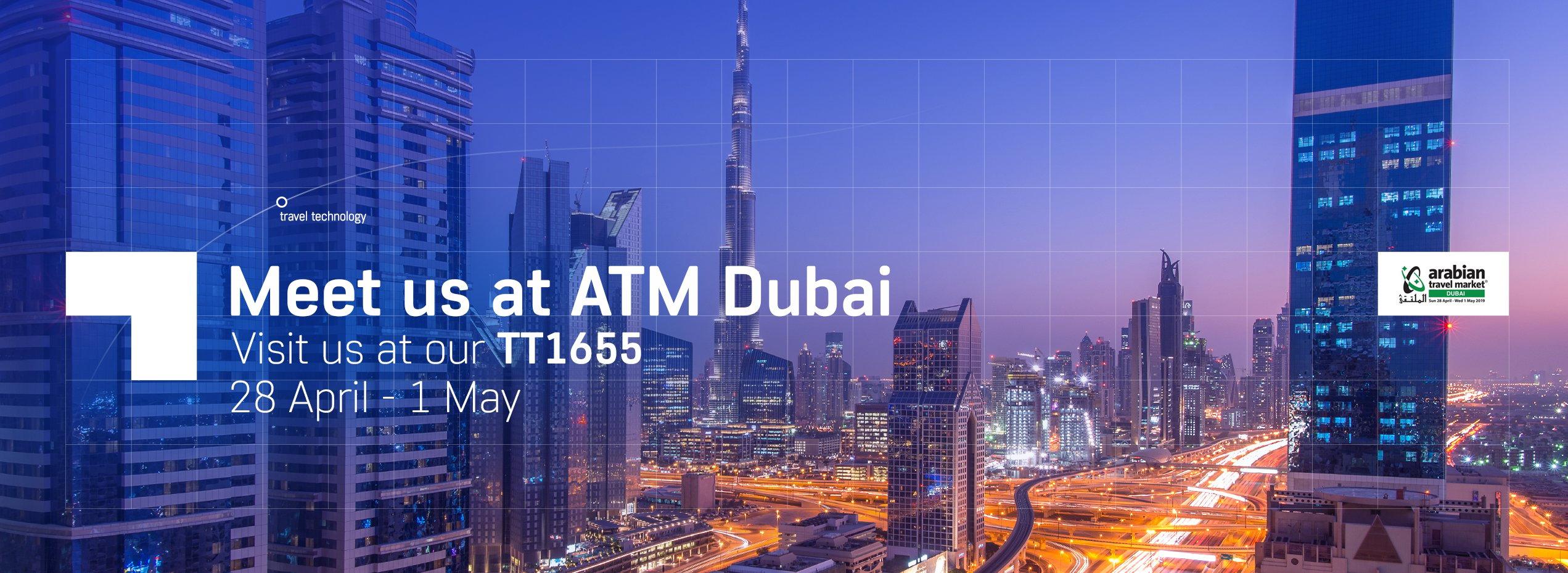 ATM DUBAI 2019