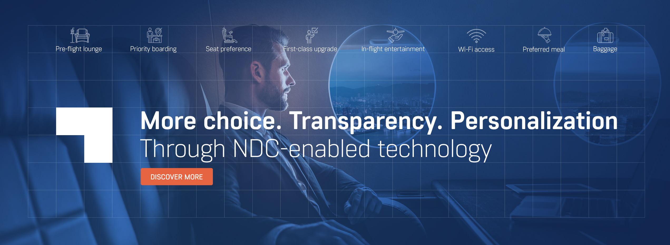 NDC-enabled technology