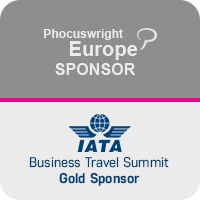 dcs plus attending Phocuswright Europe & IATA Business Travel Summit